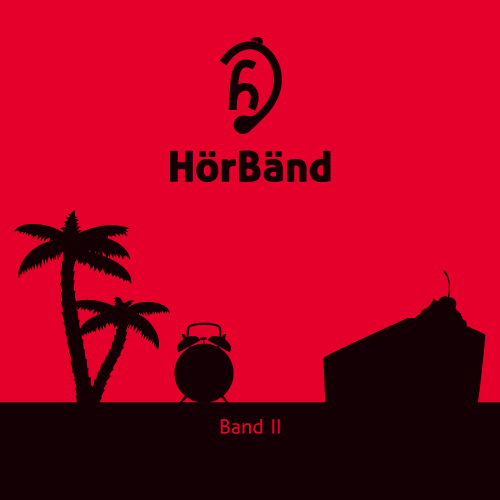 Cover der CD Band II